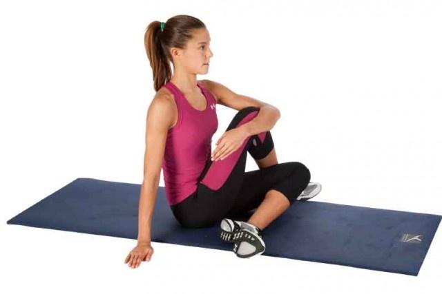 Come Rilassare i Glutei con gli Esercizi di Stretching