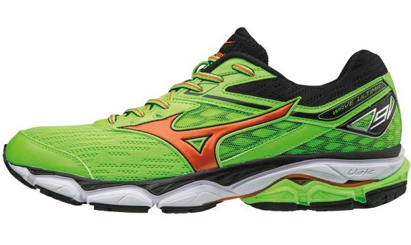 Mizuno Wave Ultima 9 verde