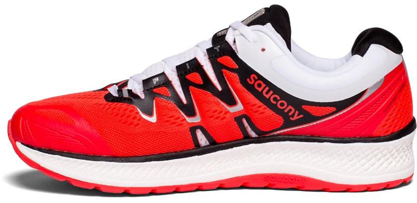 Saucony Triumph ISO 4 flessibilità e ammortizzazione