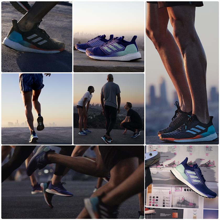 Adidas SolarBoost massima ammortizzazione