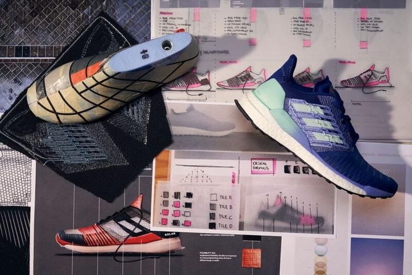 Adidas SolarBoost mezzasuola