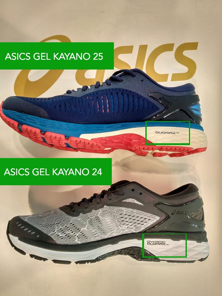 Asics Gel Kayano caratteristiche