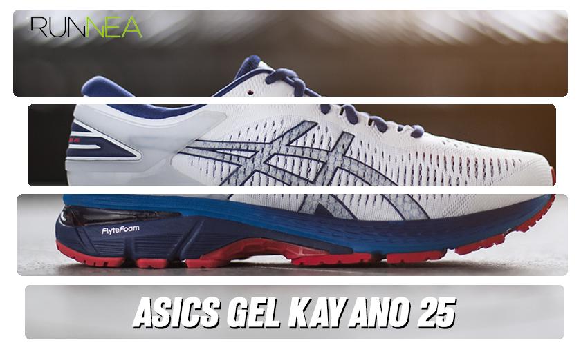 Asics Gel Kayano 25 tecnologie innovative