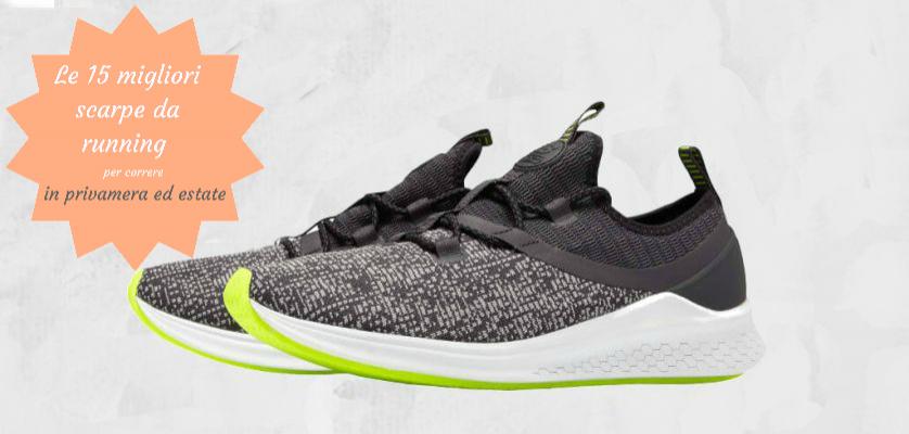 competitive price e7db8 53215 Le 15 migliori scarpe da running per correre in primavera ed estate