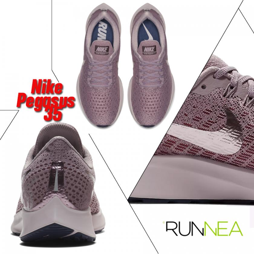 30ae0d001c Nike Air Zoom Pegasus 35: Caratteristiche - Scarpe Running | Runnea