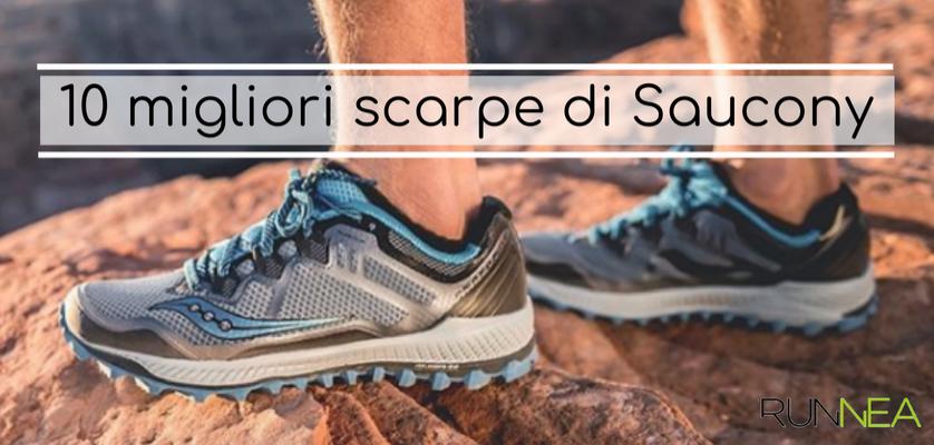 Le migliori scarpe da running Saucony 2018