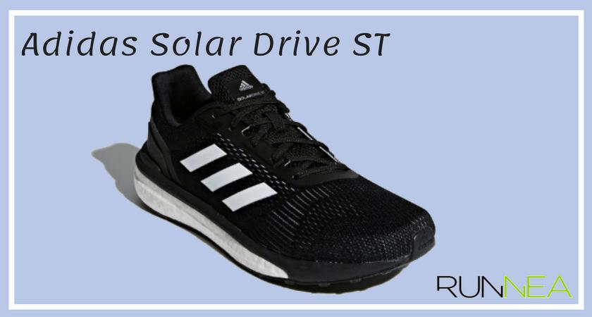 Le 12 migliore scarpe running per pronatori 2018 Adidas Solar Drive ST