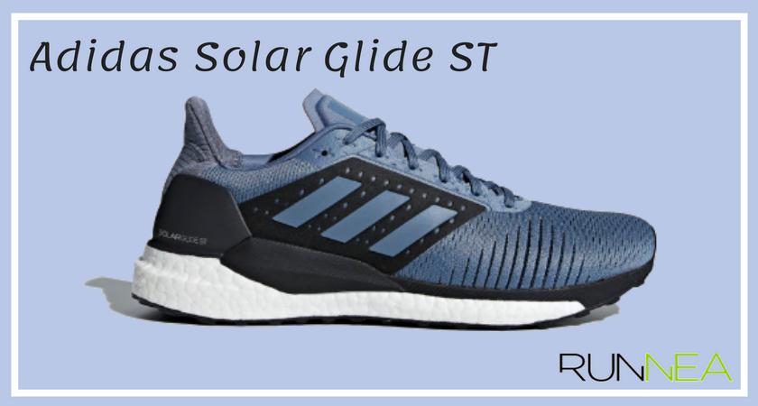 Le 12 migliore scarpe running per pronatori 2018 Adidas Solar Glide ST