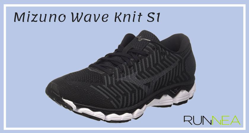Le 12 migliore scarpe running per pronatori 2018 Mizuno Wave Knit S1