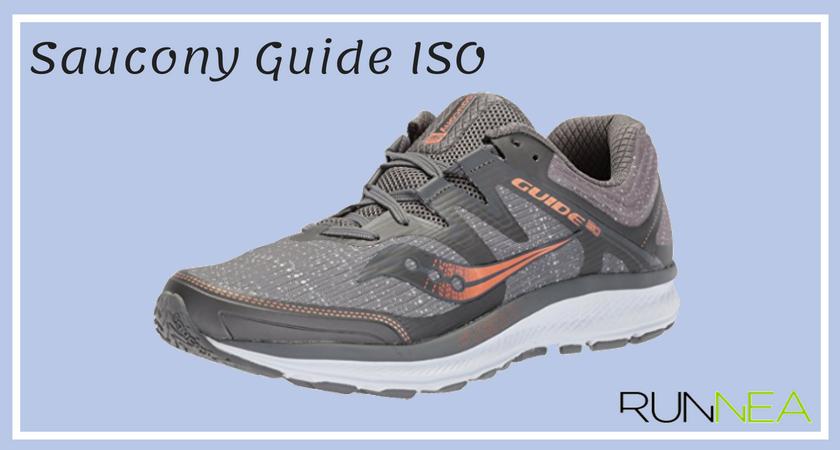Le 12 migliore scarpe running per pronatori 2018 Saucony Guide ISO
