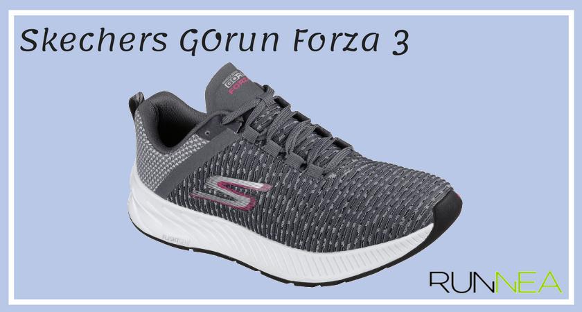 Le 12 migliore scarpe running per pronatori 2018 Skechers GOrun Forza 3