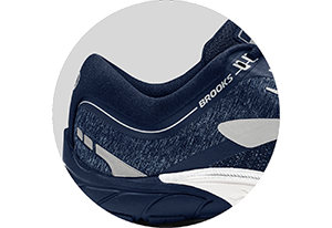 Brooks PureCadence 7 upper bene