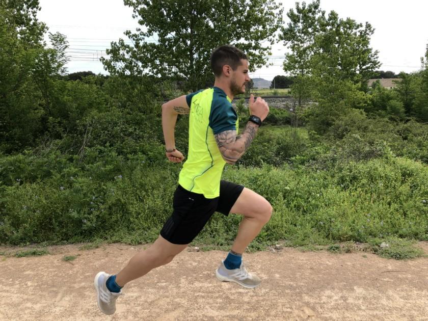 Imparare a correre: il volo