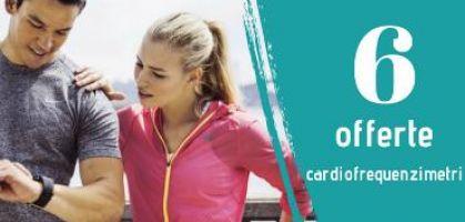 Offerte cardiofrequenzimetri: i 6 migliori sotto 200 euro
