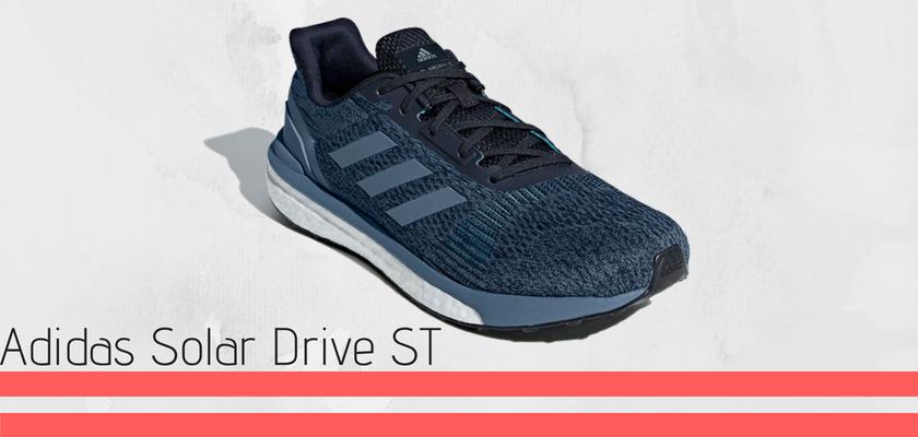 Le 12 migliori scarpe di pronazione 2018, Adidas Solar Drive ST