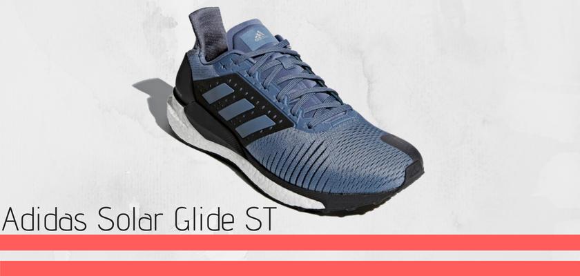Le 12 migliori scarpe di pronazione 2018, Adidas Solar Glide ST