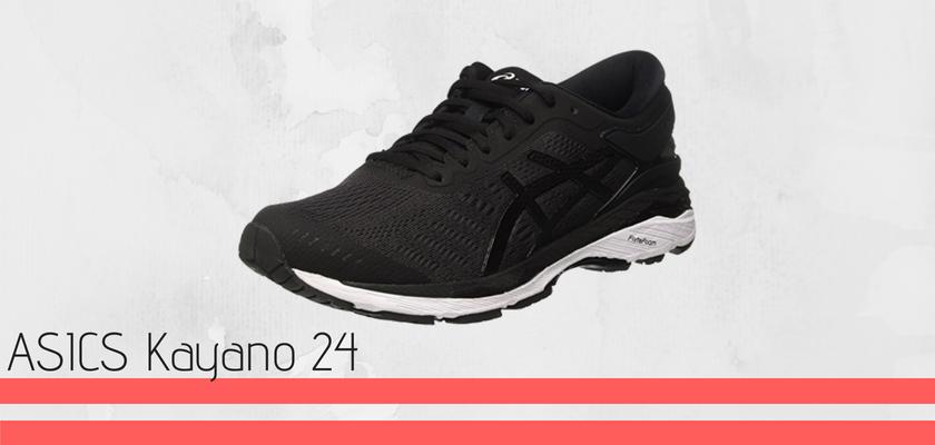 Le 12 migliori scarpe di pronazione 2018, Asics Kayano 24