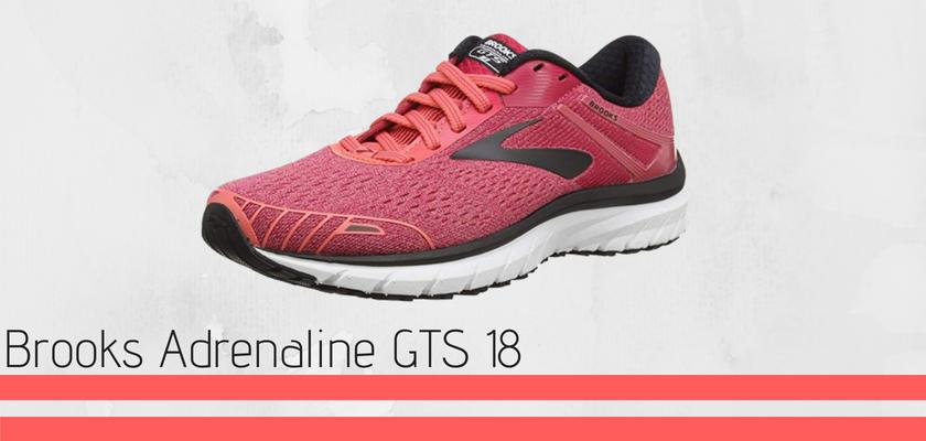 Le 12 migliori scarpe di pronazione 2018, Brooks Adrenaline GTS 18