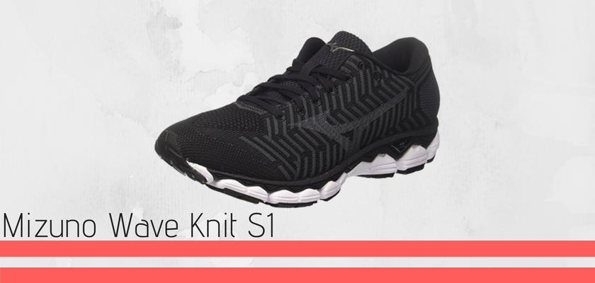 Le 12 migliori scarpe di pronazione 2018,Mizuno Wave Knit S1