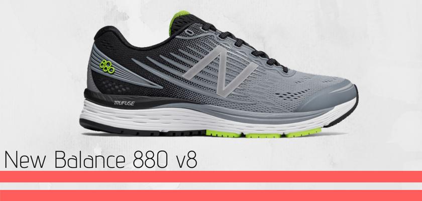 Le 12 migliori scarpe di pronazione 2018, New Balance 880 v8
