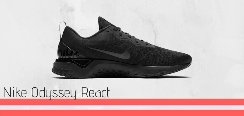 Le 12 migliori scarpe di pronazione 2018, Nike Odyssey React