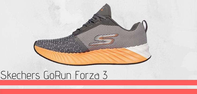 Le 12 migliori scarpe di pronazione 2018, Skechers GoRun Forza 3