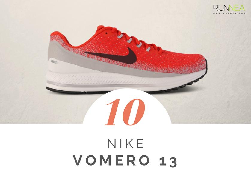 Scarpe da running massima ammortizzazione 2018 per i corridori neutri: Nike Vomero 13