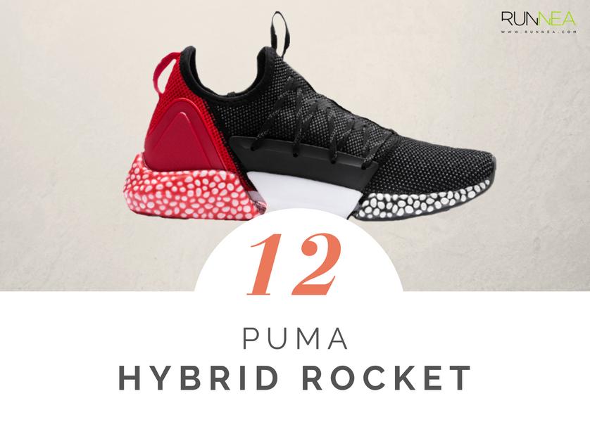 Scarpe da running massima ammortizzazione 2018 per i corridori neutri: Puma Hybrid Rocket