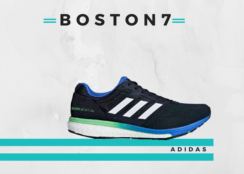 Le 10 migliori scarpe running per fare un buon tempo nella 10K, Adidas Adizero Boston 7