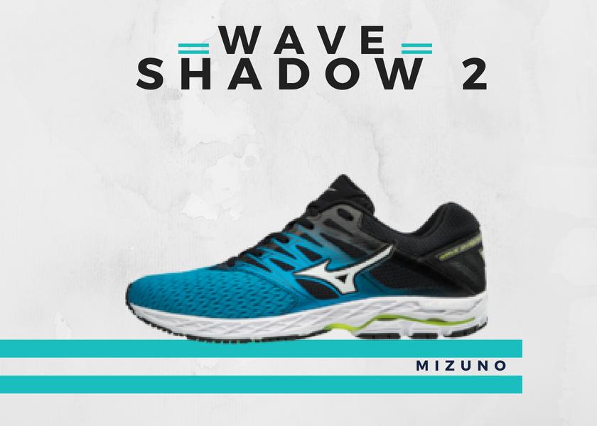 Le 10 migliori scarpe running per fare un buon tempo nella 10K, Mizuno Wave Shadow 2