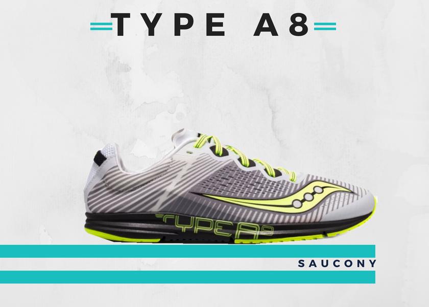 Le 10 migliori scarpe running per fare un buon tempo nella 10K, Saucony Type A6