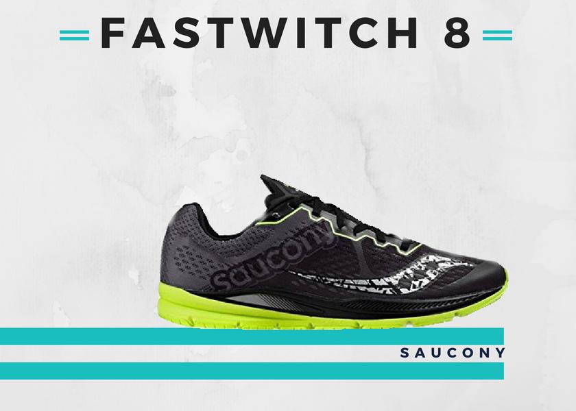 Le 10 migliori scarpe running per fare un buon tempo nella 10K, Saucony Fastwitch 8