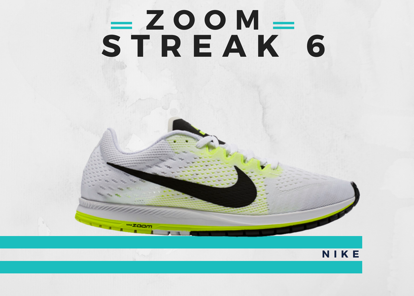 Le 10 migliori scarpe running per fare un buon tempo nella 10K, Nike Streak 6
