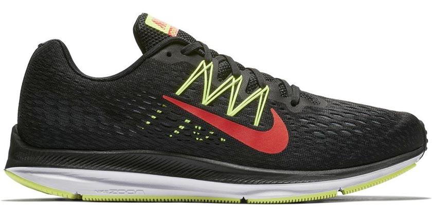Nike Air Zoom Winflo 5, caratteristiche rilevanti