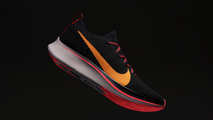 Nike Zoom Fly Flyknit, caratteristiche principali