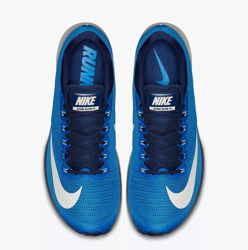 Nike Air Zoom Elite 10, specifiche tecniche