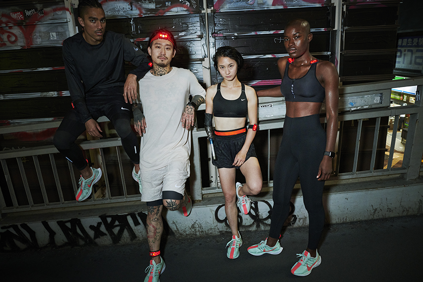 Nike Zoom Pegasus Turbo, disegno