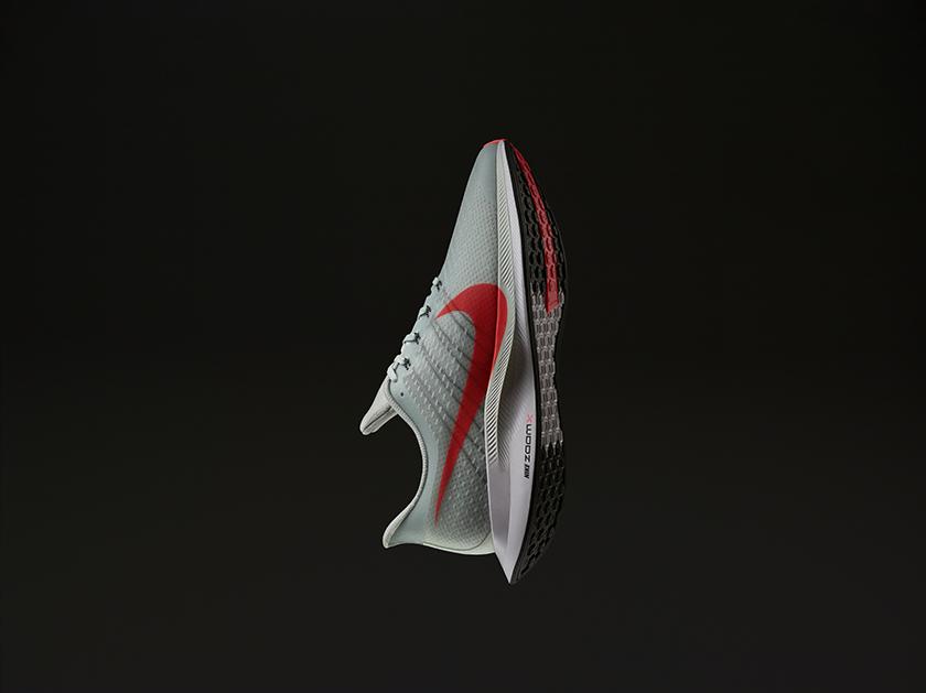 Nike Zoom Pegasus Turbo, estetica