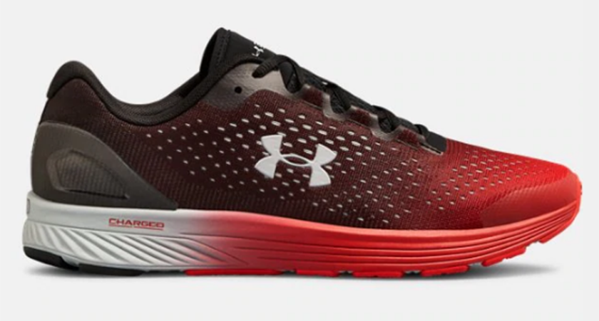 Under Armour Charged Bandit 4 , caratteristiche principali