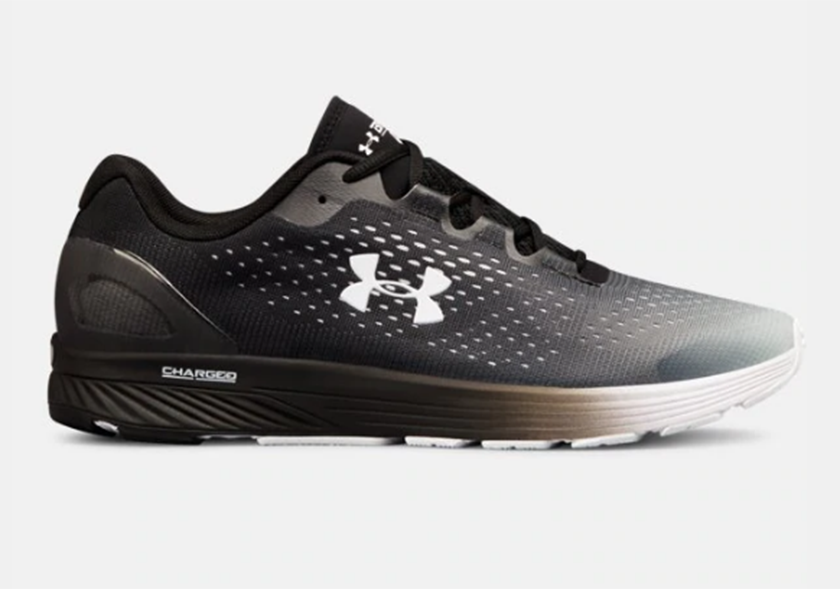 Under Armour Charged Bandit 4, prestazioni