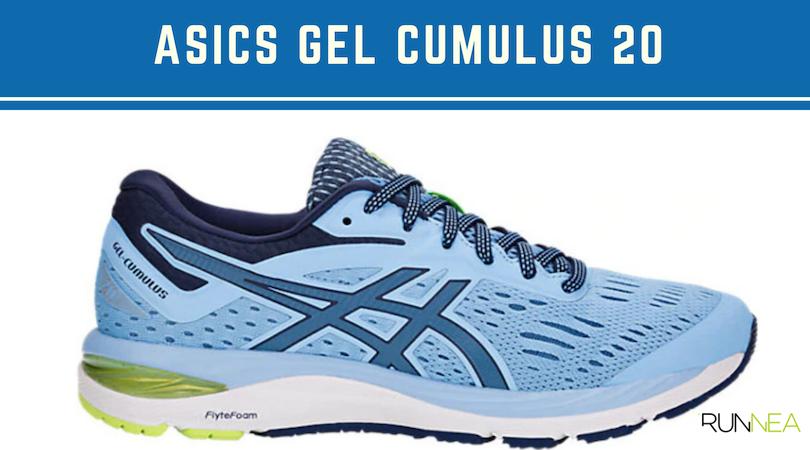 Le 6 scarpe da running ASICS più vendute che dovrebbero essere tra le tue preferite, Asics Gel Cumulus 20