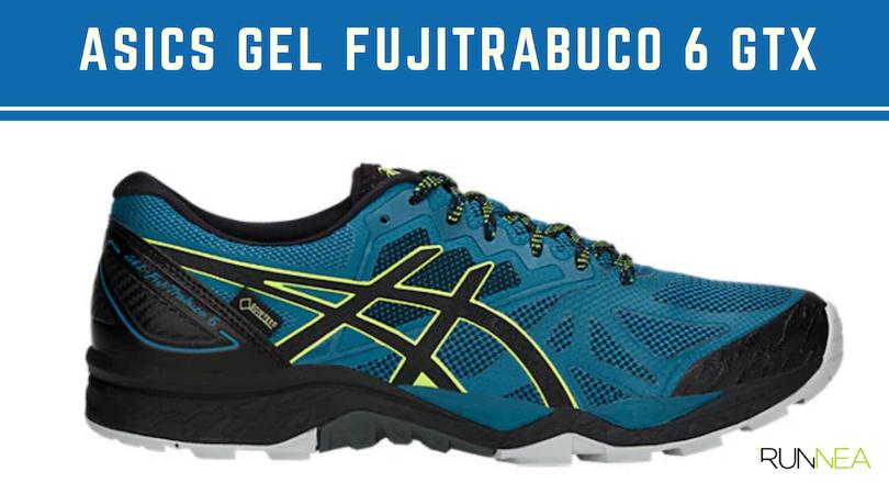 Le 6 scarpe da running ASICS più vendute che dovrebbero essere tra le tue preferite, ASICS Fujitrabuco 6 GTX