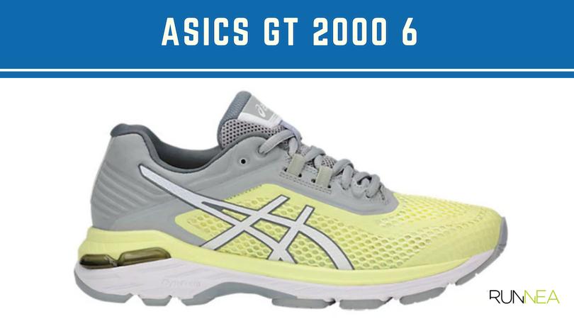 Le 6 scarpe da running ASICS più vendute che dovrebbero essere tra le tue preferite, Asics GT 2000 6