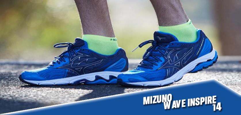 Le novità che porta la nuova Mizuno Wave Inspire 14 d2d30fc7568