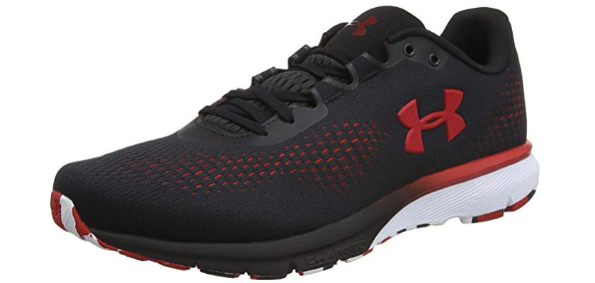 Under Armour Charged Spark, prestazioni