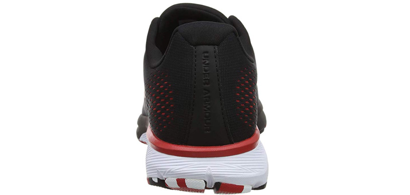 Under Armour Charged Spark, tallone