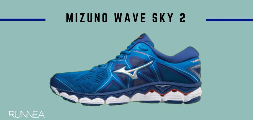 56ef896df77ab3 Le 5 scarpe da running massimo ammortizzamento di Mizuno per i corridori  neutri, Mizuno Wave