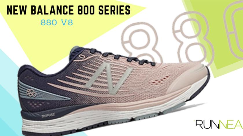 New Balance 800 Serie: scarpe da running create per offrirti il supporto di cui hai tanto bisogno, New Balance 880 v8