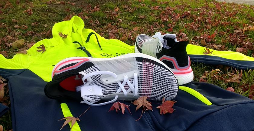 Adidas Ultra Boost 2019, upper adattamento