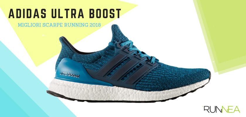 Le migliori scarpe da running 2018, Adidas Ultra Boost
